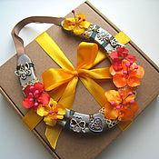 Подвески ручной работы. Ярмарка Мастеров - ручная работа Счастливая подкова в подарок на любой случай. Handmade.