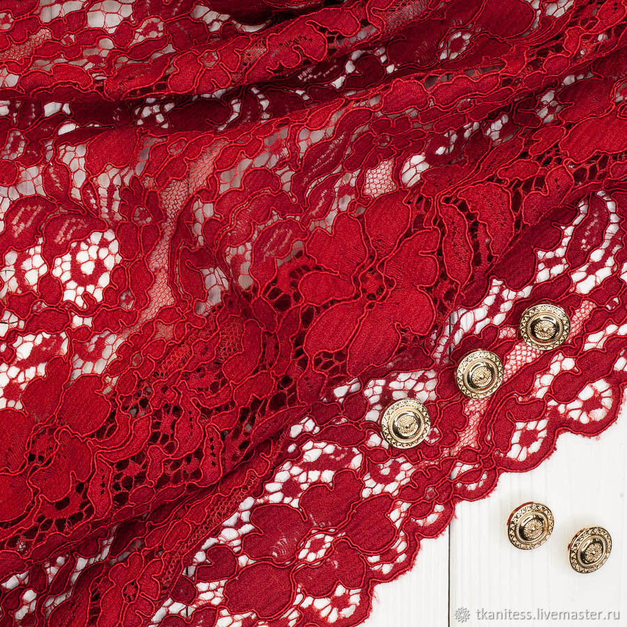 Valentino lace art.31.0071, Fabric, Moscow,  Фото №1