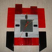 """Для дома и интерьера ручной работы. Ярмарка Мастеров - ручная работа Часы"""" Лаконичность"""". Handmade."""