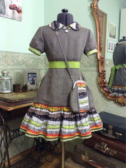 Одежда для девочек, ручной работы. Ярмарка Мастеров - ручная работа. Купить Рок-н-ролл.. Handmade. Рок-н-ролл