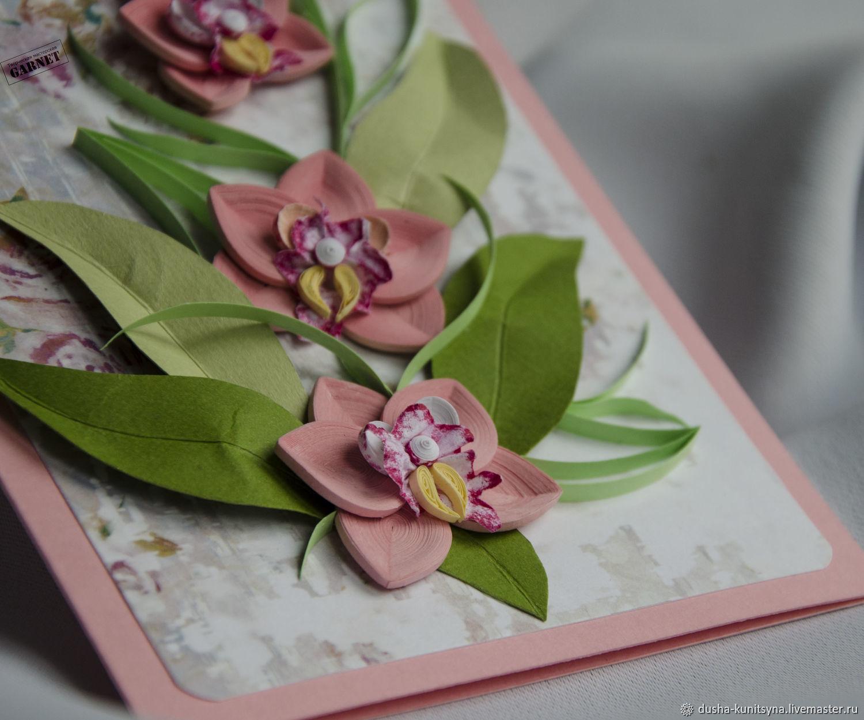 ещё эмбрион орхидея квиллинг фото жуковского области