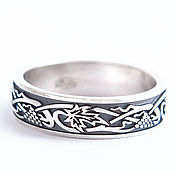 Украшения handmade. Livemaster - original item Grape ring. Handmade.