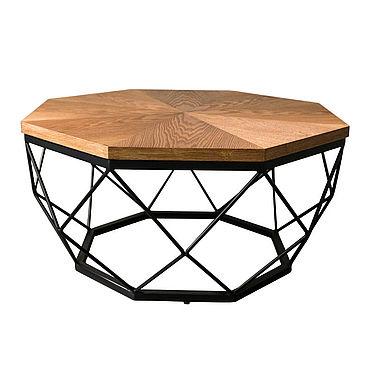 Мебель ручной работы. Ярмарка Мастеров - ручная работа Столик лофт 3003. Handmade.