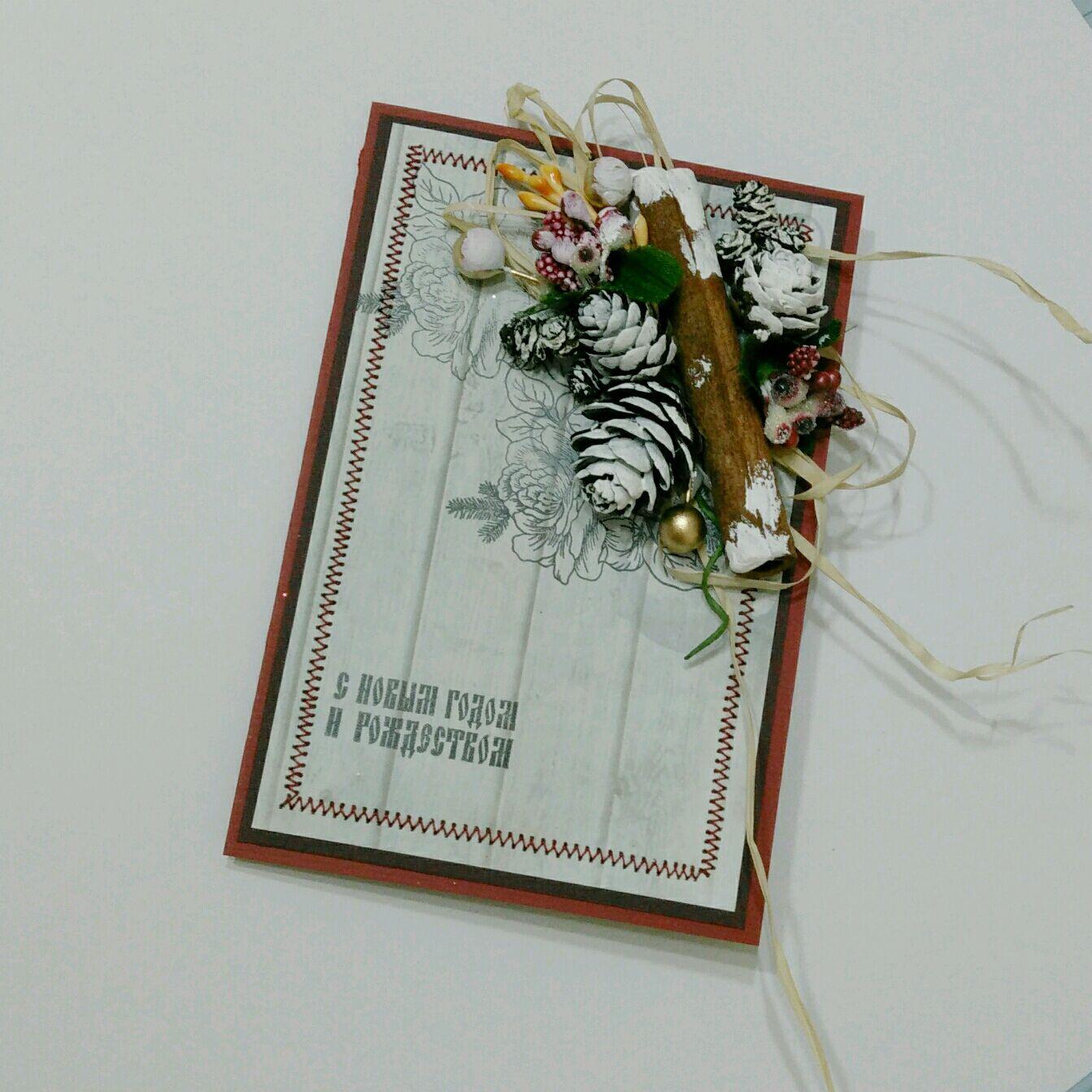 Открытки, техника изготовления открытки ручной работы