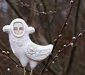 Куклы и игрушки ручной работы. Ярмарка Мастеров - ручная работа Белая Сирин. Handmade.