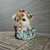 Куклы и игрушки ручной работы. Ярмарка Мастеров - ручная работа Собачка. Handmade.