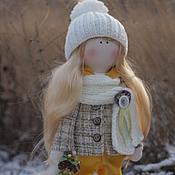 Куклы и игрушки ручной работы. Ярмарка Мастеров - ручная работа Linsi. Handmade.