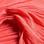 Материалы для творчества ручной работы. Ярмарка Мастеров - ручная работа Марлевка-жатка Коралл №3. Handmade.