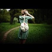 Сумки и аксессуары ручной работы. Ярмарка Мастеров - ручная работа Летний рюкзак в бохо стиле со сикдкой. Handmade.