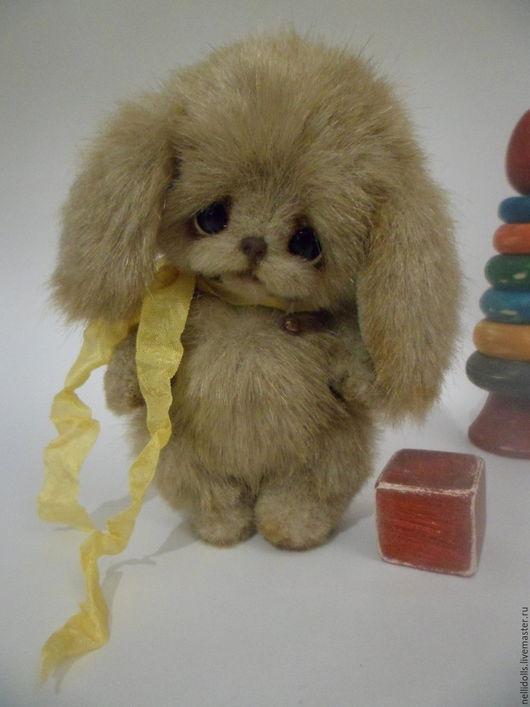 Мишки Тедди ручной работы. Ярмарка Мастеров - ручная работа. Купить Грустный ..... Handmade. Бежевый, подарок на любой случай