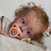 Куклы и игрушки ручной работы. Ярмарка Мастеров - ручная работа Кукла реборн Chloe. Handmade.