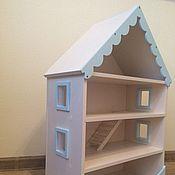 Для дома и интерьера ручной работы. Ярмарка Мастеров - ручная работа Кукольный домик. Handmade.