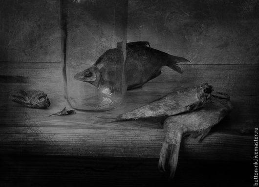 Фотокартины ручной работы. Ярмарка Мастеров - ручная работа. Купить Сказка о не золотой рыбке Натюрморт фото, картина. Handmade.