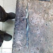 Сувениры и подарки handmade. Livemaster - original item Custom Dagger in the form of a snake, Kris, Chris, Kriss dagger. Handmade.
