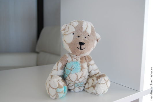 Мишки Тедди ручной работы. Ярмарка Мастеров - ручная работа. Купить Медведица Глафира.. Handmade. Мишка тедди, мишка, медвежонок