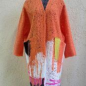 Одежда handmade. Livemaster - original item Yaga handmade coat for women. Handmade.