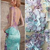 Материалы для творчества handmade. Livemaster - original item Lace embroidery for clothing decoration. Handmade.