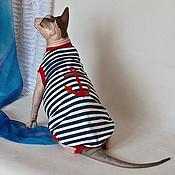Для домашних животных, ручной работы. Ярмарка Мастеров - ручная работа Моряк. Handmade.