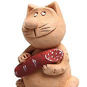 Куклы и игрушки ручной работы. Ярмарка Мастеров - ручная работа Люблю повеселиться, особенно поесть.... Handmade.