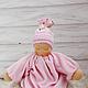 Scops owl 'Pink cloud' - Waldorf doll. Waldorf Dolls & Animals. Happy doll Natalya Yakushkina. My Livemaster. Фото №5