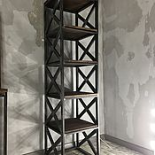 Для дома и интерьера handmade. Livemaster - original item Bookcase BRISTOL. Handmade.