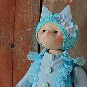 Куклы и игрушки ручной работы. Ярмарка Мастеров - ручная работа Кошечка Brianna. Handmade.