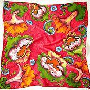 Аксессуары handmade. Livemaster - original item Batik shawl