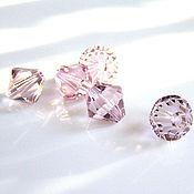 Материалы для творчества handmade. Livemaster - original item The Swarovski crystal bicone bead 8mm. Handmade.