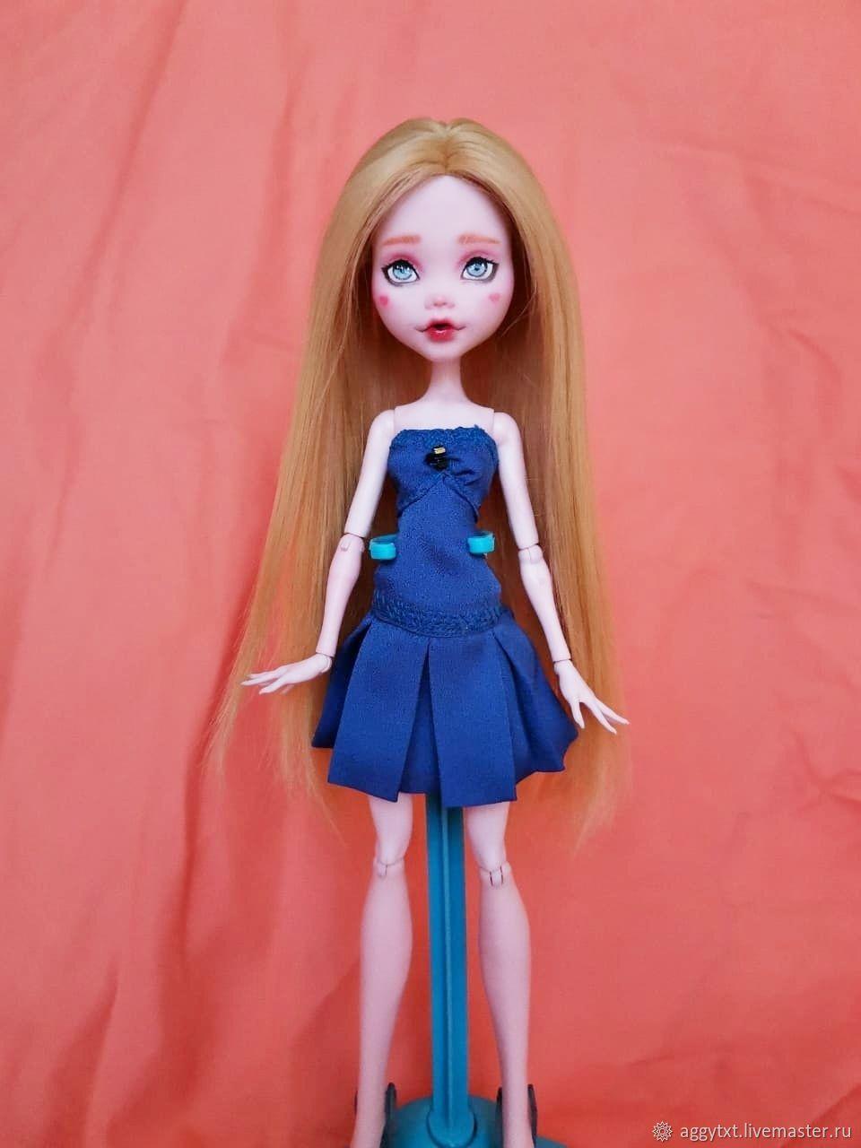Летний комплект на Monster High, Одежда для кукол, Санкт-Петербург,  Фото №1