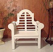 Для дома и интерьера handmade. Livemaster - original item Garden armchair. Handmade.