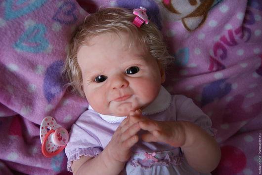 Куклы-младенцы и reborn ручной работы. Ярмарка Мастеров - ручная работа. Купить кукла реборн Анечка. Handmade. Комбинированный, реборн