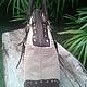 Женские сумки ручной работы. Авторская сумка из питона. Paradise Bali. Интернет-магазин Ярмарка Мастеров. Сумка, сумка из питона