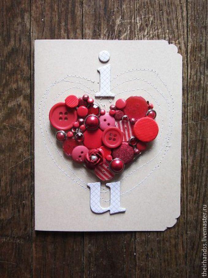50 идей ко дню Святого Валентина: открытки, декор и ...