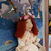 Куклы и игрушки ручной работы. Ярмарка Мастеров - ручная работа кукла Божена. Handmade.