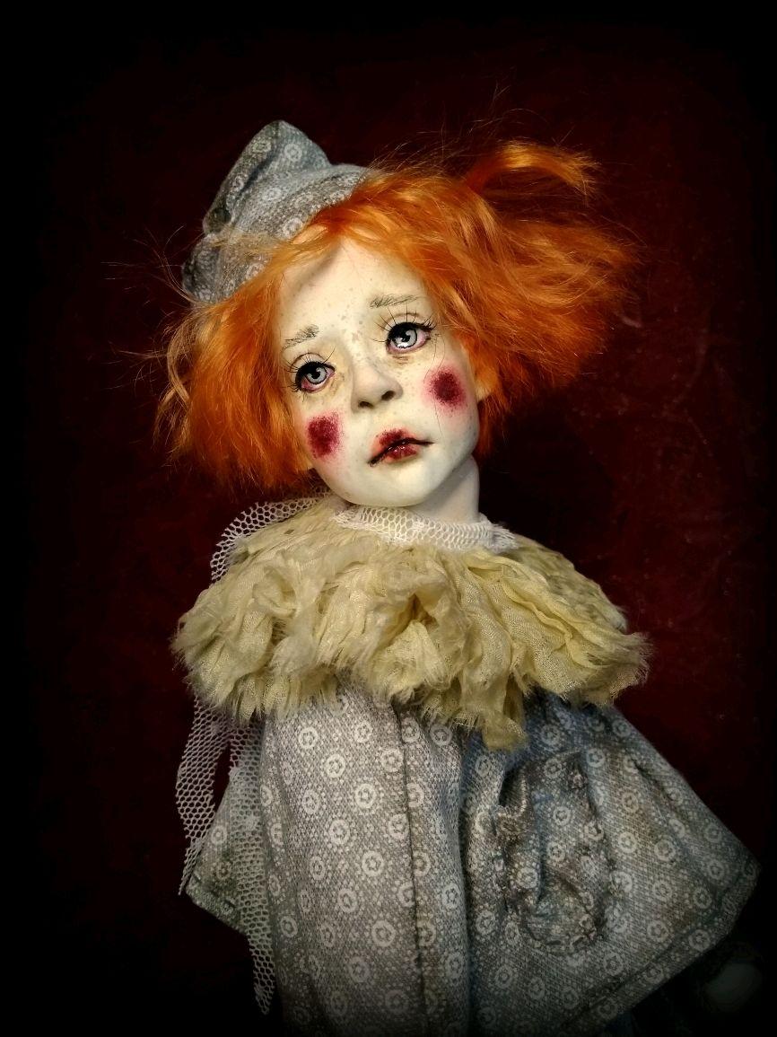 Коллекционная кукла АНТУАН (продан), Куклы и пупсы, Кривой Рог,  Фото №1