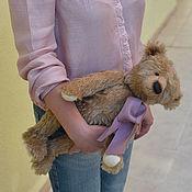 Куклы и игрушки ручной работы. Ярмарка Мастеров - ручная работа Классический большой мишка Тедди 46 см. Резерв.. Handmade.