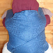 Одежда ручной работы. Ярмарка Мастеров - ручная работа Май слинг. Handmade.