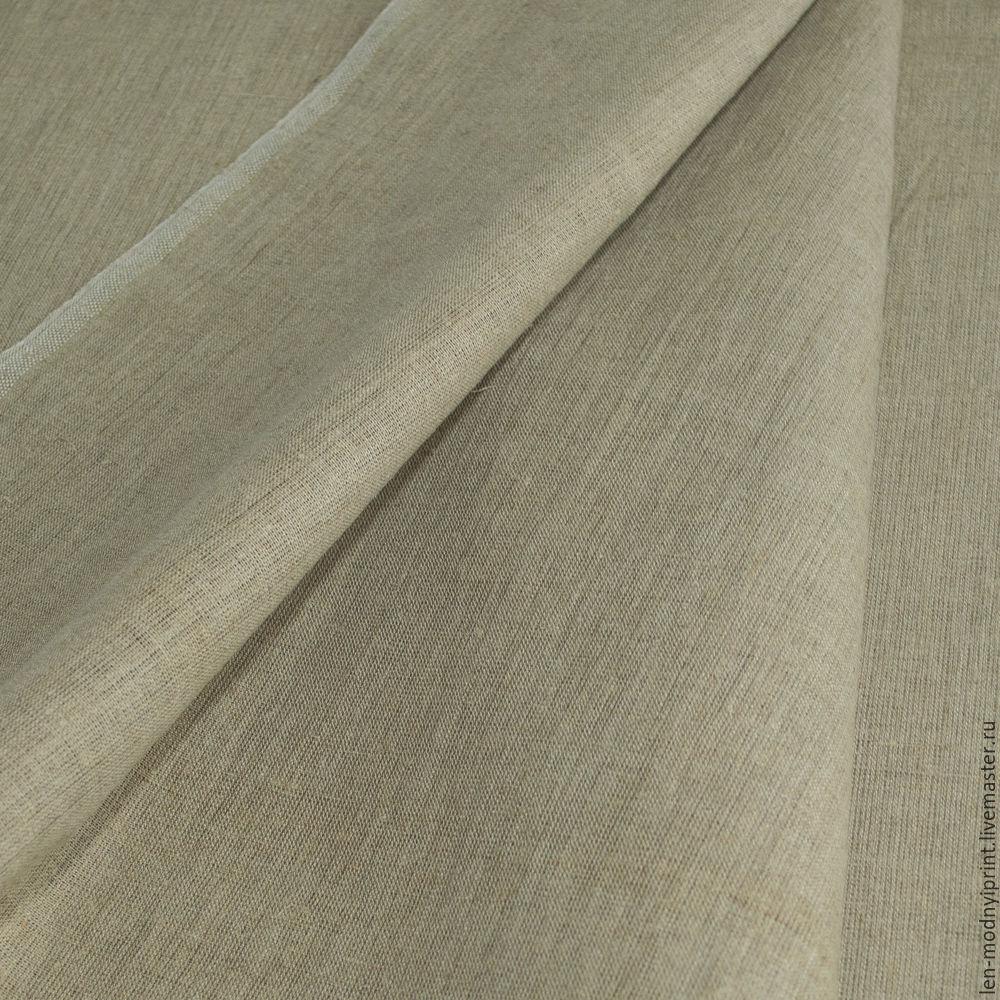 Ткань льняная для живописи