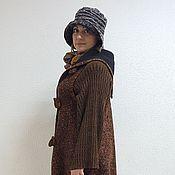 Одежда ручной работы. Ярмарка Мастеров - ручная работа Платье с жилетом, комплект. Handmade.