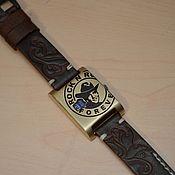 Винтаж handmade. Livemaster - original item Vintage: Vintage watches: Bronze. Handmade.