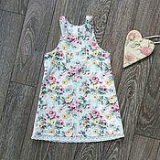 Одежда handmade. Livemaster - original item Sundress for girls