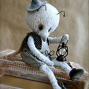 Куклы и игрушки ручной работы. Ярмарка Мастеров - ручная работа Комарик с фонариком. Handmade.