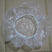 Материалы для творчества handmade. Livemaster - original item Shower cap disposable. Handmade.