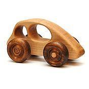 Техника, роботы, транспорт ручной работы. Ярмарка Мастеров - ручная работа Деревянная машинка Классика. Handmade.