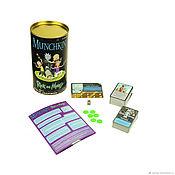 Карточные игры ручной работы. Ярмарка Мастеров - ручная работа Манчкин Рик и Морти. Handmade.