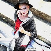 Одежда ручной работы. Ярмарка Мастеров - ручная работа Вязаное пальто авторское. Handmade.