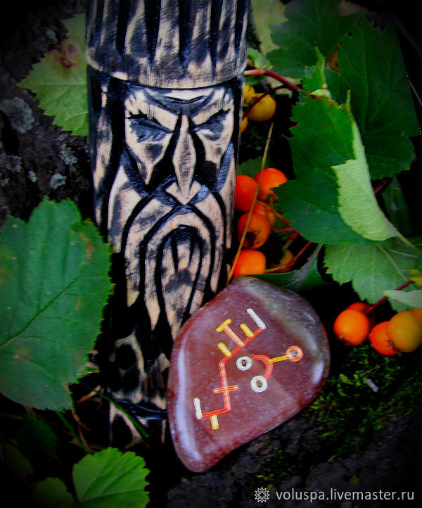 'Ulvi. Mister Drizzle Protection(Wraith)', is a protective stone, Amulet, Sochi,  Фото №1