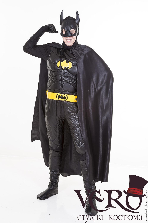костюмы бэтмена картинки