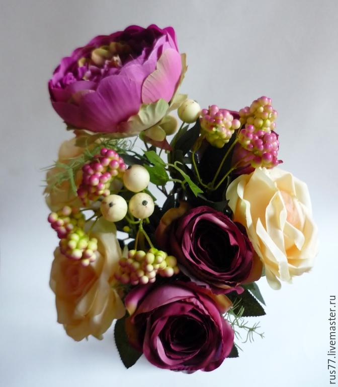 Заказать флористический букет доставка цветов йошкар0ола