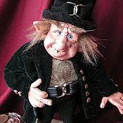 Куклы и игрушки ручной работы. Ярмарка Мастеров - ручная работа Тролль. Handmade.